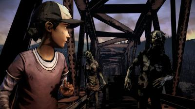 The Walking Dead: The Telltale Definitive Series (PS4, рус.)